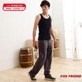 【FOX FRIEND】WIND COVER 防風保暖彈性休閒褲 男款 (買就送保暖圍巾) P541