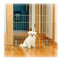☆日本Marukan【DP-176】固定式金屬柵欄-大活動式守護狗狗居家安全柵門