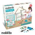 【嘟嘟嘴】澳洲makedo美度扣-引導創意, 玩具屋57PCS | 創作,就是這麼簡單!