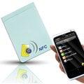 【gtag】24mmx30mm 小型 NFC 電子標籤(10片裝) ◎可重複讀寫 ◎tag適用NFC手機SONY Xperia/HTC ONE X/Samsung S3/Nokia 603/700/7..