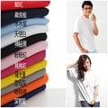 【我思酷我在】亮彩超人氣素面百搭圓領機能排汗短衫2件組(台灣製)★11色任選★