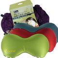ADISI 自動充氣旅行枕頭PI-105R //城市綠洲專賣(旅行枕.午睡.坐車.飛機.登山露營用品.旅遊)