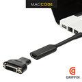 Griffin Mini Display Converter 轉接線 Mini DisplayPort 轉 HDMI (含音源輸出)+ DVI 免運費