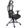 【時尚屋】米諾斯全網多功能主管辦公椅(A952T)(可選色)(免運費/免組裝/台灣製)民宿~學生套房~套房出租~櫥櫃‧辦公桌椅
