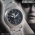 CASIO 手錶專賣店 國隆 SEIKO 精工錶 SYME03K1 黑面魅力數字機械女錶 自動上鏈 一年保固 可開發票
