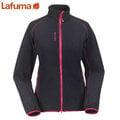 丹大戶外用品 法國【Lafuma】LFV9460-0247 LD ALPINA 女款彈性刷毛外套 黑