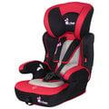 (200)湯尼熊 Tony Bear 兒童成長型汽車座椅(藍/紅)