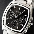 【滾石鐘錶】ALBA雅柏 WIRED系列 三眼錶盤 酒桶錶殼造型 時尚流行 優雅中性腕錶(ALBA原廠公司貨)型號:ASPA81X