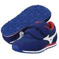【MIZUNO 美津濃】8KJ-34001 童鞋 Mizuno Run Kids III (藍白) M-318