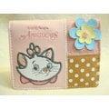 Marie(瑪莉貓) 摺疊式卡片夾/名片夾附鏡子  4902643175953