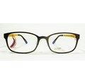 『凹凸眼鏡』韓國PIOVINO鎢碳塑鋼光學鏡框3004-c101-1-林依晨~抗藍光鏡片800度配到好(鋼的堅硬.紙的重量)~6期零利率