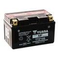 台灣湯淺 YUASA TTZ10S (YTX7A-BS 7號電池加強版) 12V 8.6AH~重型機車電池