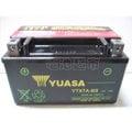 台灣湯淺 YUASA YTX7A-BS/ 7號 125CC 機車電池/電瓶 免保養 免加水