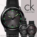 瑞士CK手錶 Calvin Klein K2V214D1_K2V214DX_K2V214DZ 膠帶時尚中性錶 開立發票 保固一年