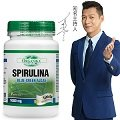 【Organika優格康】高單位藍綠藻1000mg(90顆錠/瓶 30天份)