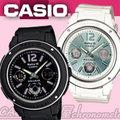 CASIO 時計屋 卡西歐手錶 BABY-G BGA-150-7B2 今夏最in儉約風 金屬髮絲錶盤 全新 保固 附發票