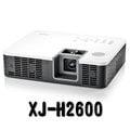CASIO XJ-H2600 高亮度投影機