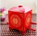 娃娃屋樂園~復古轎子花轎喜糖盒 100個500元/婚禮小物/送客喜糖/喜帖/花束