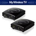 一月租機【Actiontec MyWirelessTV -- 無線HDMI 2D/3D影像傳輸器】將藍光播放器PS3 1080P影像WIFI傳送到液晶電視投影機