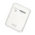 《enerpad》12000mAh國際牌電蕊專利雙USB行動電源(台灣電源大廠製造)-白