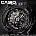 CASIO 手錶專賣店 國隆 G-SHOCK GA-300-1A 機械金屬風 狂野全新上市 全新保固一年