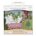 【森林家族】可可兔雙胞胎家具組 EP26620