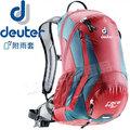 【Deuter】12L+3 輕量型自行車網架背包 Race EXP Air 單車背包/登山健行包/雙肩背包★滿額送好禮★32133 紅/深藍