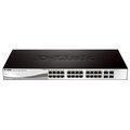 ( D-Link DGS-1210-28 )24埠Gigabit Smart 交換器 / 4埠 Gigabit SFP 免運~