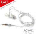 WalkBox代理【FiiO RC-WT1 威士頓Westone耳機升級線】Westone UM3XRC,W4R/JH Audio JG13,JH16/Earsonic SM64 等耳機可使用