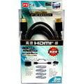 視紀音響 PX 大通 HDMI-2MM 高畫質影音線 2M 藍光 2K 3D PS3 擴大機 投影機