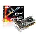 3D圖形加速卡『高雄程傑電腦』MSI 微星 N210-MD1G/D3 210晶片 DDR3 / 1GB 顯示卡
