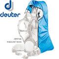 【Deuter】嬰兒背架防雨套(背包套) 防水遮陽 嬰兒登山背包專用防雨罩/遮雨罩 ★滿額送好禮★36624 藍