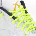 鍵燁免運【XTENEX免綁彈性鞋帶-螢光黃】 運動鞋鞋帶/跑鞋鞋帶/跑步鞋鞋帶/馬拉松/免綁鞋帶/球鞋鞋帶/Mizuno運動鞋可用
