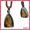 [唐古拉佛教文物批發]尼泊爾象頭王財神項鍊