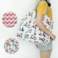 Yes Do !!【ewh2557】 時尚塗鴉感購物袋。 3色預購