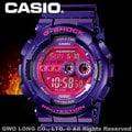 CASIO 手錶專賣店 國隆 GD-100SC-6D 高亮度LED超大錶殼個性防水錶款(另GW-A1000FC)開發票 保固一年