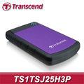 Transcend 創見 StoreJet 25H3P 1TB USB3.0 軍規級 防震行動硬碟 (TS1TSJ25H3P) 1T SJ25H3P