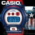 CASIO 時計屋 G-SHOCK DW-6900AC-2D 美國風街頭設計 搶眼配色 鋼鐵人 美國隊長 保固 附發票