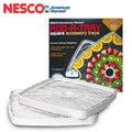 【激安殿堂】Nesco 方形托盤二入組 SQT-2 (FD-80 食物乾燥機 專用烤盤)