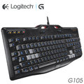 Logitech 羅技 G105 電競鍵盤 遊戲鍵盤