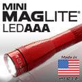 丹大戶外用品【MAG-LITE】LED Mini 手電筒禮盒裝 P32032Y紅/P32102Y銀 照明/LED/小手電筒