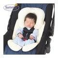 美國 Summer Infant 寶寶車用柔軟保護墊 (米色) 汽車座椅 嬰兒推車可用