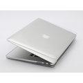 POWER SUPPORT MacBook Pro 15 吋 Retina Air Jacket 透明保護殼(2012 - 2015 版本皆適用) ※ 購買即贈 SwitchEasy 透明鍵盤保護膜