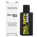 PAUL SMITH MAN 同名男性淡香水 TESTER 白盒有蓋