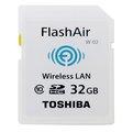 【貓太太】東芝Toshiba FlashAir 32g Wifi 記憶卡 CLASS10
