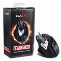 Genius GX Gaming DeathTaker 奪命蠍-MMO/RTS 專業雷射電競鼠
