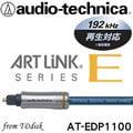 志達電子 AT-EDP1100/0.7 線長0.7米 鐵三角 高品質鍍金 光纖線 TOSLINK(方型) 對 TOSLINK(方型)