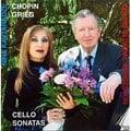 DANACORD DACO 644 蕭邦葛立格大提琴奏鳴曲 Chopin/Grieg: Cello Sonatas (1CD)