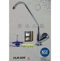 《免運費》《NSF雷刻》不銹鋼單柄陶瓷鵝頸龍頭、RoHS、ANSI 61-G完全無鉛認證..適用愛惠浦、3M、千山淨水、賀眾、諾得