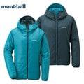 丹大戶外用品 日本【mont-bell】THERMAWRAP 女款雙面人化纖保暖纖維外套 超輕量/耐潮 1101410 PB-DM 雀藍/藍